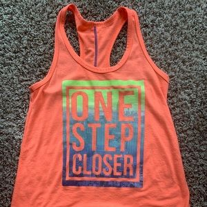 Workout Tank Top Size Small